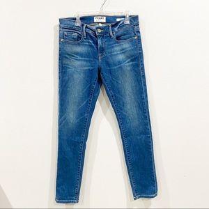 Frame Le Garçon Denim Jeans  Berkley Square